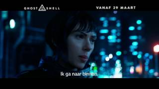 Ghost In The Shell | Spot: Theme Remix 20 Sec (NL Sub) | Paramount Pictures Belgium