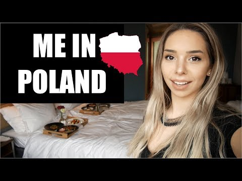 AMERICAN GIRL🇺🇸 IN POLAND!🇵🇱