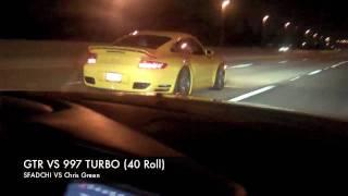GTR VS 997 TURBO