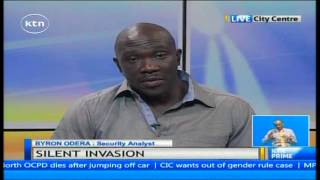 Interview with security analyst Byron Odera on Kenya – Ethiopia border security