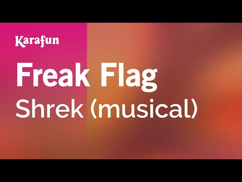 Karaoke Freak Flag - Shrek *