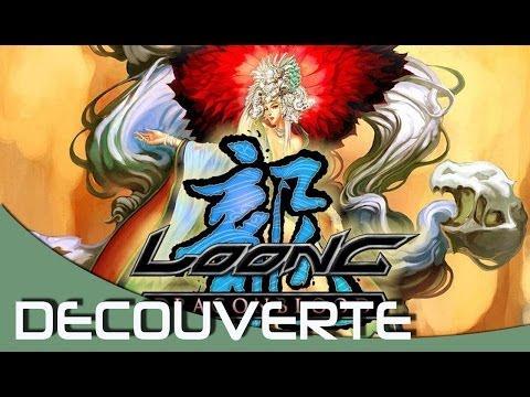 [Découverte] Loong Dragonblood MMORPG [FR]