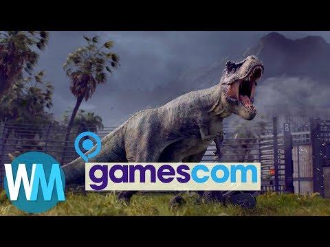 Top 10 BIGGEST Stories from Gamescom 2017!