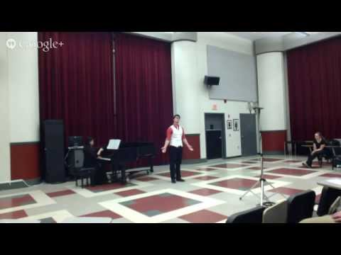 MG Camarillo & Quenton Clarke ~JOINT VOICE RECITAL~
