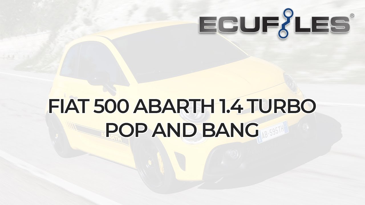Pop & Bang tuningfiles - Ecufiles