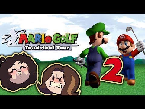 Mario Golf Toadstool Tour REVAMP: Dad Grumps - PART 2 - Game Grumps VS