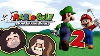Mario Golf Toadstool Tour REVAMP: Dad Grumps - PART 2 - Game Grumps VS
