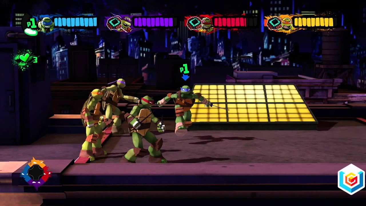 TMNT FAQs, Walkthroughs, and Guides for Wii - GameFAQs