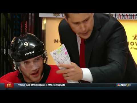 Round 2 - NHL Live NBCSN 26.04.2017