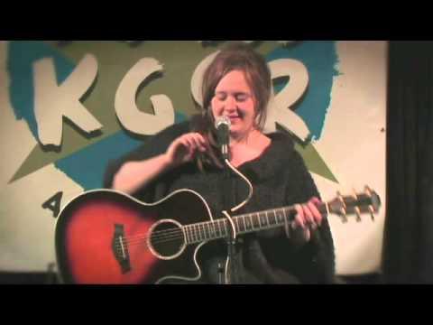 Adele - Interview - KGSR Music Lounge - 93.3 KGSR Radio Austin (March 12, 2009) - Part 4