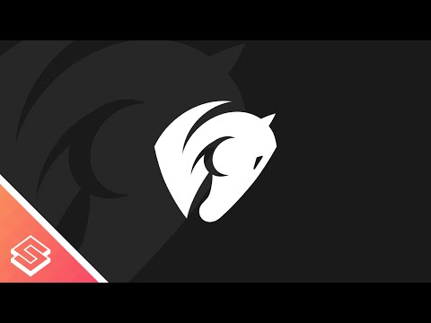 Inkscape Tutorial Vector Horse Head Logo By Logos By Nick