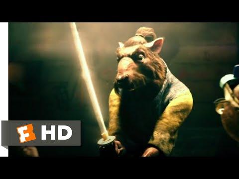 Teenage Mutant Ninja Turtles (2014) - Turtle Origin Story Scene (3/10) | Movieclips