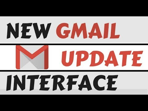 New Gmail Interface | How To Update Gmail To New Look | Gmail Update