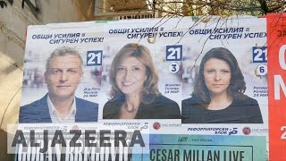 Bulgarians vote in snap election for third time in four years