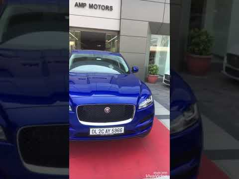 jaguar f-pace delivery and range rover...