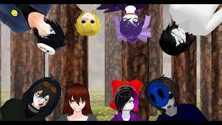 [MMD] Creepypasta~Compilation MEME & Funny Vine #3