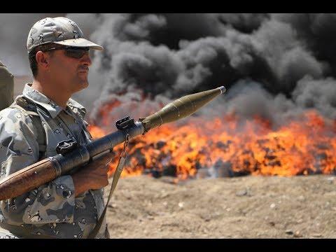 تقرير: إيران تستخدم الأفيون لصناعة أسلحة كيماوية  - نشر قبل 3 ساعة