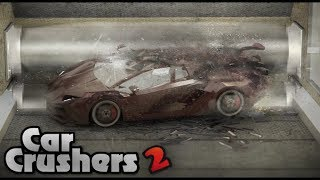 car crusher 2 roblox soo fun