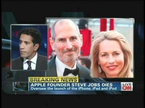 Steve Jobs passed away (October 5, 2011)