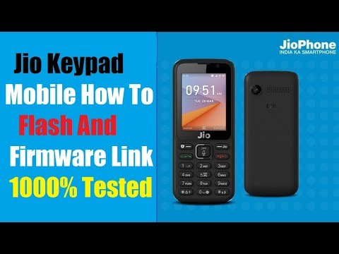 How To Flash Jio F81E Flashing Guide And Firmware Link Tested.1000%.