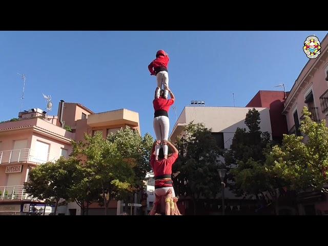 P4Cam Castellers Alt Maresme @ Tordera (25/08/2019)