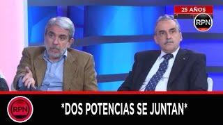 Anibal Fernandez y Moreno la descosieron toda con Chiche y hablaron de todo