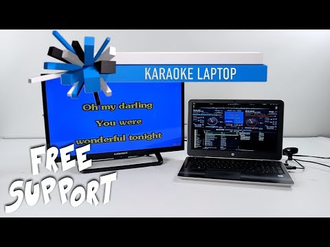 Karaoke Laptop | BEST Features & Software ALL Included & EXPLAINED