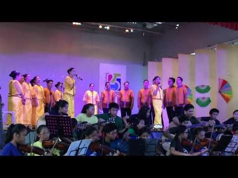 Moli Hua ( The White Jasmine - SJS FACULTY CHOIR)