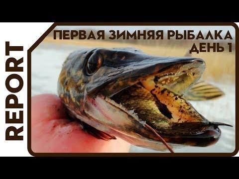 Видео о зимней рыбалке 2019)