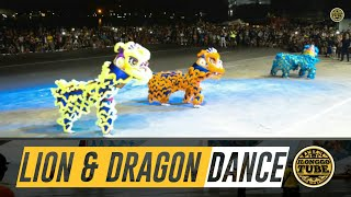 ILOILO CITY: Chinese New Year Celebration 2019 | Lion & Dragon Dance