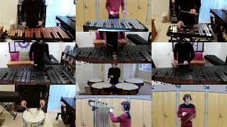 Final Fantasy VII - One-Winged Angel - Percussion Cover