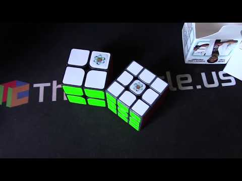 Cubicle Labs 55mm Magnetic 2x2 and Boron GTS2M Unboxing!