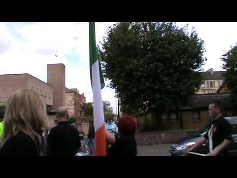 united ireland parade southside glasgow 18-8-12 part 14