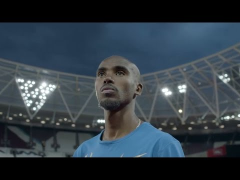 No Easy Mile Movie | Trailer Mo Farah | Dec 05, 2016
