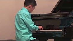 Nick Sergienko -  Piano Class - Amadeus Music Academy ( West Vancouver)o