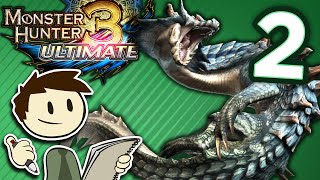 The Animation of Monster Hunter 3 Ultimate - #2 - ANTICIPATION thumbnail