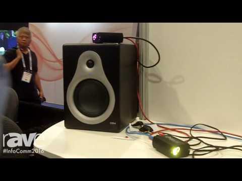 InfoComm 2016: Arria.Live Media Highlights Simple Pro Audio Technology