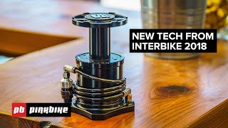 4 New Things From Interbike 2018 -  Day 1 MTB Tech