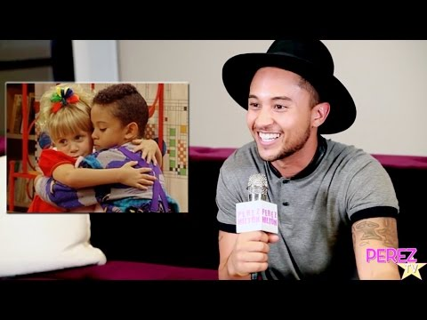 PerezTV #TBT EXCLUSIVE: Tahj Mowry Spills Full House Memories, On-Set Stories & Fan Encounters!