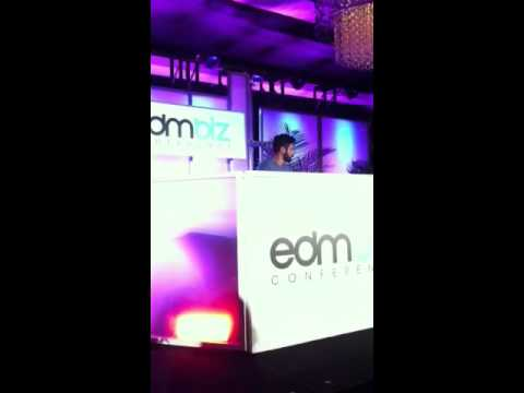 EDMbiz Conference VIP Dinner