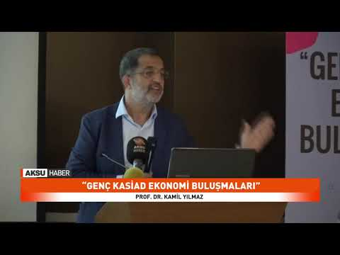Genç KASİAD ekonomi buluşmaları