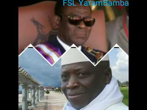 Yahya Jammeh's Life In A Palace In Equatorial Guinea