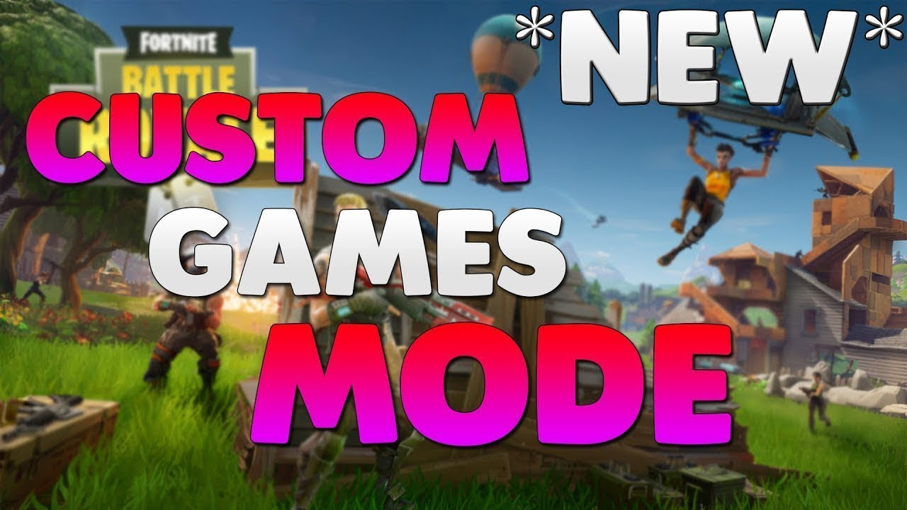 fortnite how to use the custom matchmaking