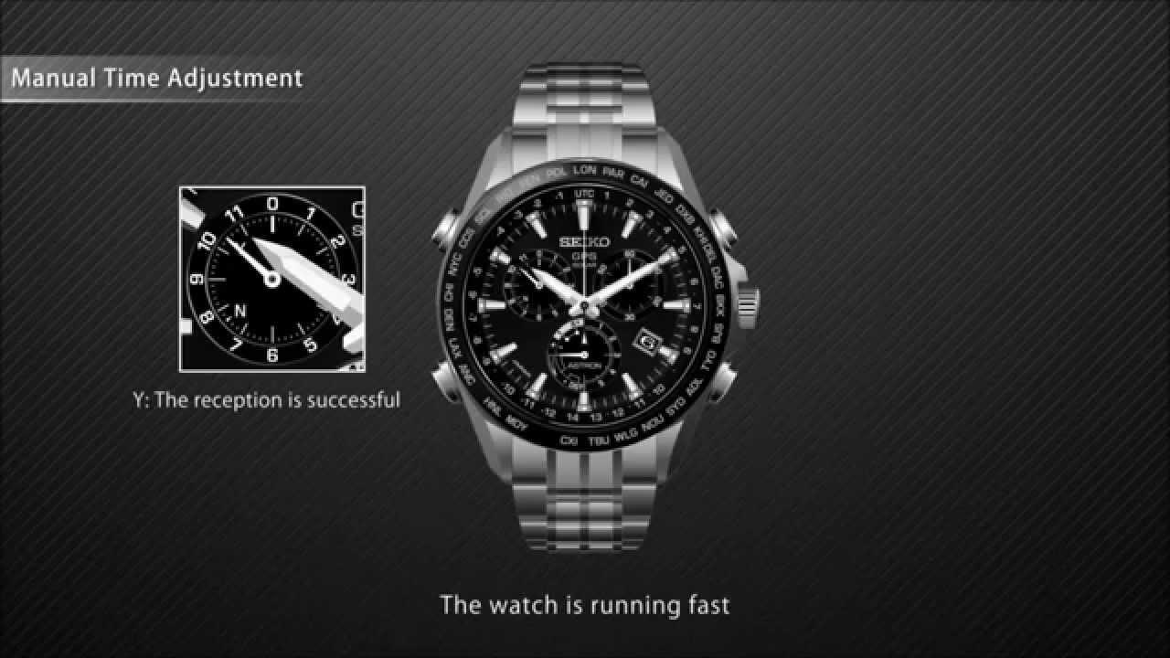 seiko astron video manual manual time adjustment boumanonline rh youtube com seiko chronograph manuel seiko chronograph manuel