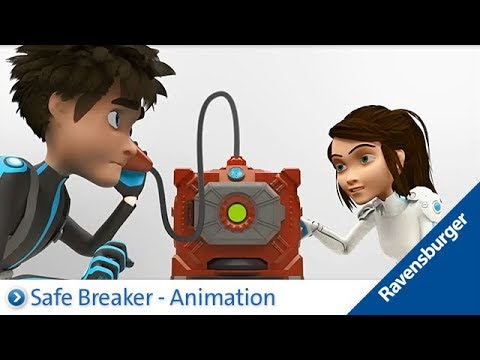 Ravensburger Safe Breaker - Animationsfilm