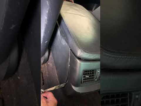DIY: How to Replace Center Console Lid on 2008 Lexus  GS350