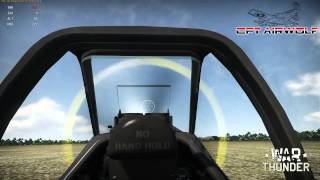War Thunder - Full Realism Take-Off Tutorial