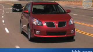 2009 Pontiac Vibe Review - Kelley Blue Book