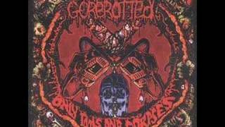 Gorerotted - Fuck Your Arse With Broken Glass