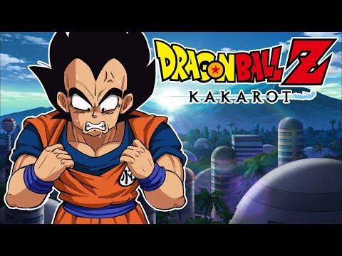 HOW DARE! | Vegeta Plays Dragon Ball Z: Kakarot | Renegade For Life